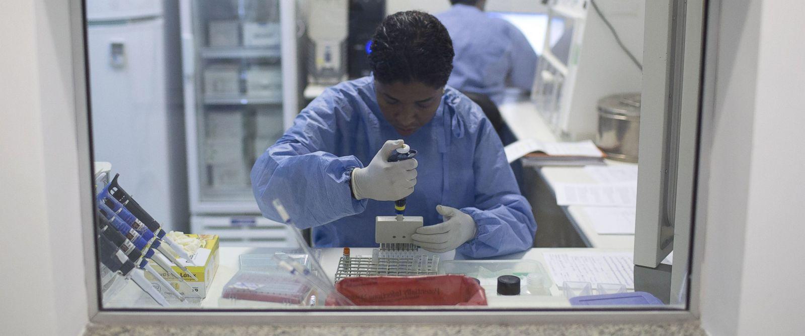 Six confirmed cases of Zika virus in Texas, dozens more across U.S.