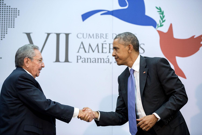POTUS in Cuba?